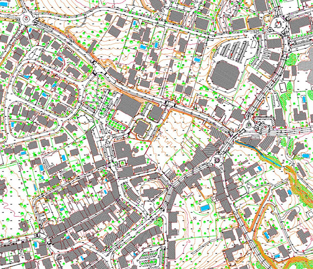 Aerial photogrammetry services