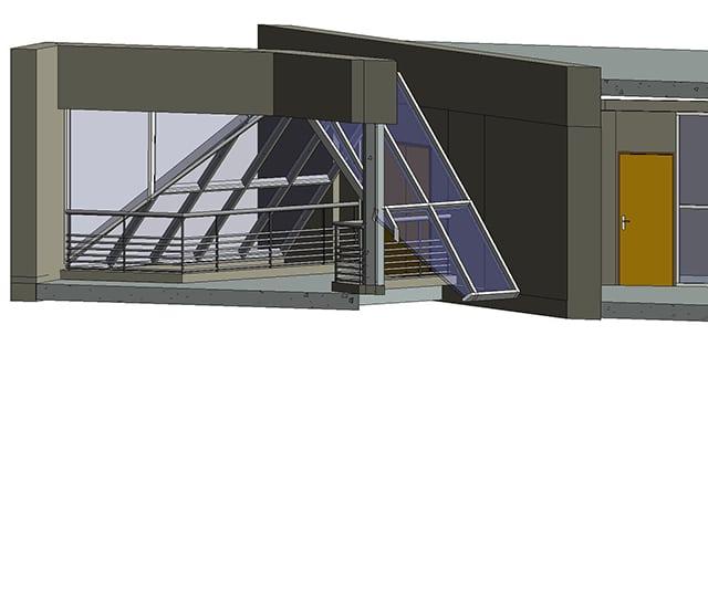 BIM (Building Information Modeling) Maquette Virtuelle