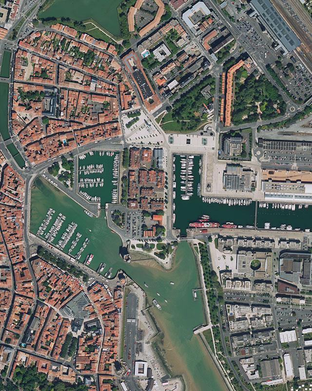 Cartographie aérienne