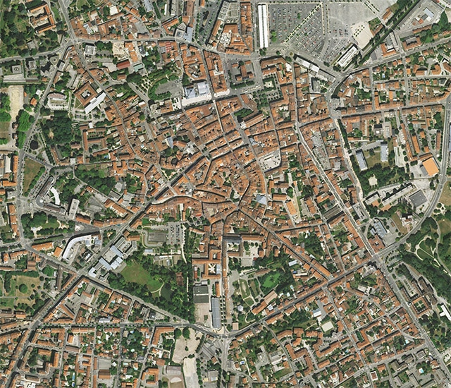 Orthophotography services