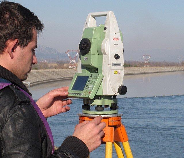Topographic Survey Services