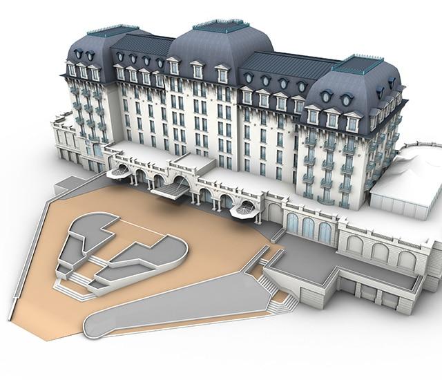 Modèle 3D TQC (Tel Que Construit)