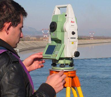Entreprise topographie - Sintégra géomètre-expert - Topographie terrestre