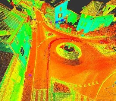 Entreprise topographie - Sintégra géomètre-expert - Mobile mapping, cartographie mobile